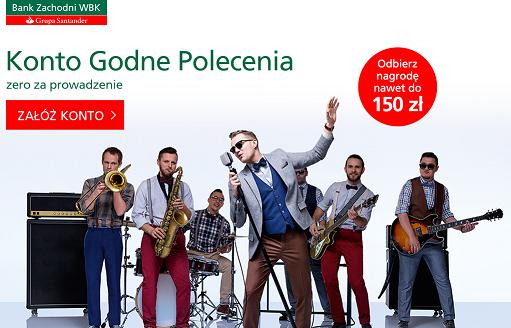BZWBK – zwrot 150 złotych za doładowania i bilety