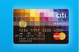 CitiBank – karta kredytowa z gadżetem Samsung