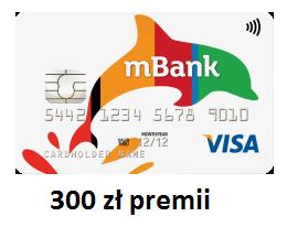 mBank wraca do gry czyli 300 złotych do zgarnięcia