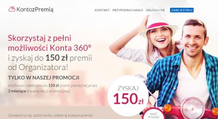 Millenium Bank i Agora przyciągają klientów premią 150 złotych