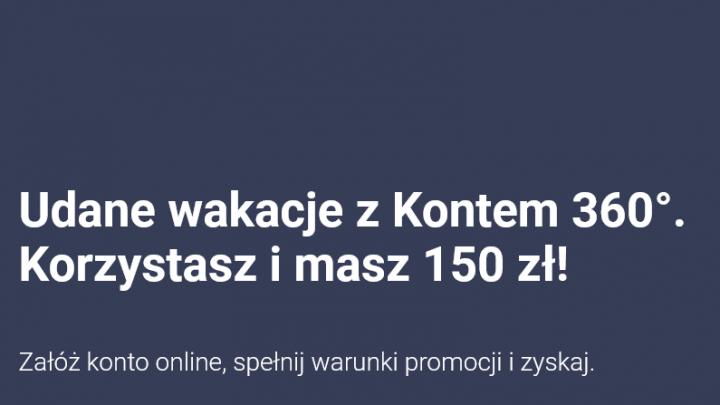 Łatwe 150 złotych za konto w Banku MIllenium